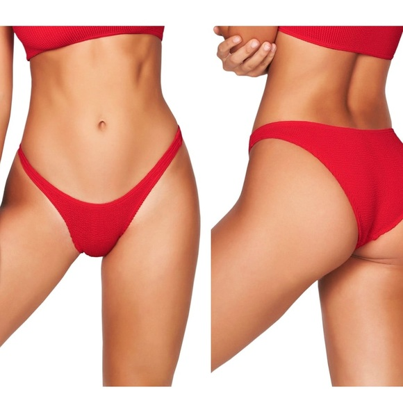 da4975a30ec22 Bound by Bond Eye Swim | Red The Malibu Bikini Bottom | Poshmark